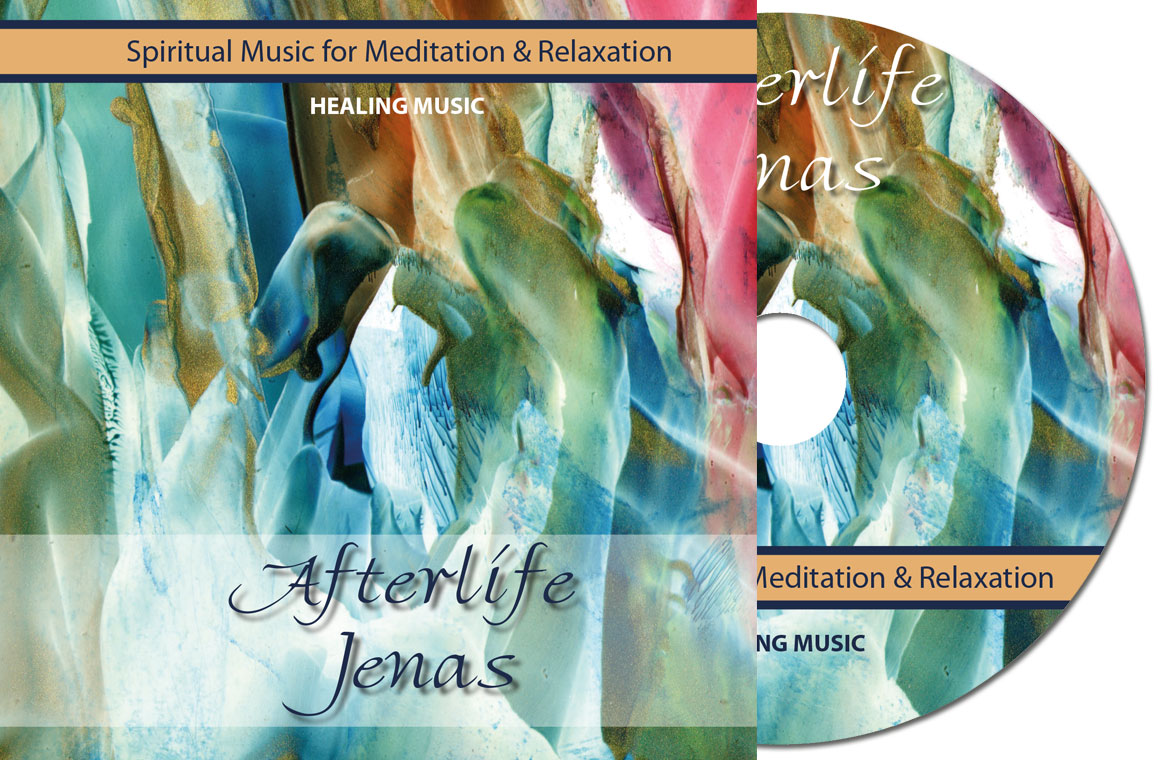 spirituele muziek CD Afterlife - Jenas