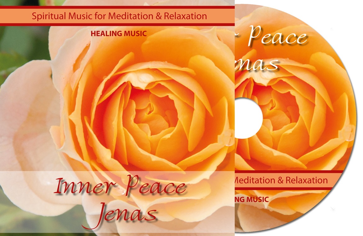 spiritual music CD Inner Peace - Jenas