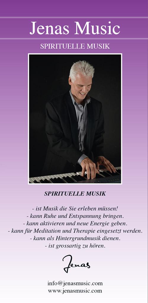 Jenas Music Flyer 2018