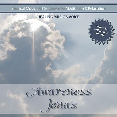 spiritual music CD Awareness (with voice guidance) - Jenas
