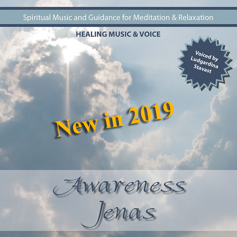 Spirituele muziek CD Awareness (with voice guidance) - Jenas