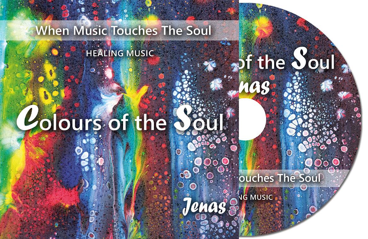 Muziek Album: Colours of the Soul - Jenas